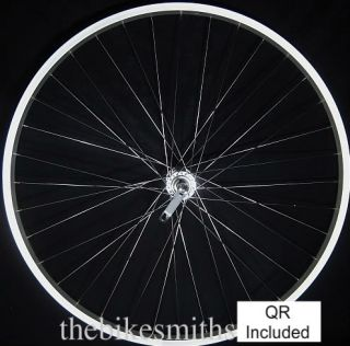 26 inch Front Mountain Bike Wheel Aluminum QR MTB 36h Comfort Cruiser