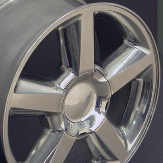 20 Rim Fits Chevrolet Tahoe Wheels 20x8 5 Set