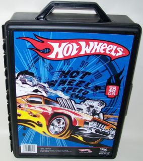 Hot Wheels 48 Car Carrying Carry Case Free SHIP USA