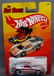Hot Wheels The Hot Ones Series 84 Mustang SVO