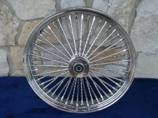 21x3 5 DNA 52 Diamond Fat Spoke Front 4 Harley Road King Street Glide