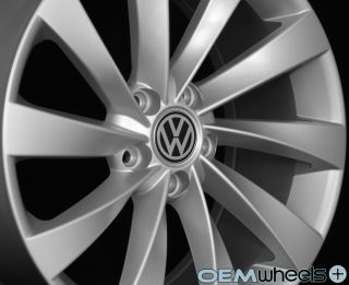 TURBINE WHEELS FITS VW GOLF JETTA CC Eos GTI PASSAT AUDI A3 A6 RIMS