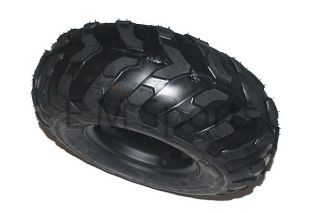 ATV Quad Go Kart Wheel Tire Rims Combo 145 70 6 Black