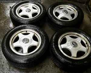 01 07 Impala Monte Carlo 16 Alloy Wheels Rims Tires OE