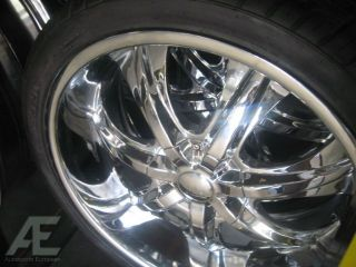 22 Wheels Rims Tires Magnum Chrysler 300 Charger