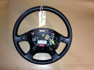 94 97 Acura Integra OEM steering wheel STOCK factory black some wear