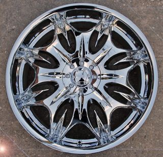 Incubus Jinx 716 20 Chrome Rims Wheels Nissan Maxima Altima