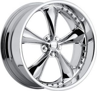 22 FOOSE Nitrous Wheels Chrysler Dodge 5x115