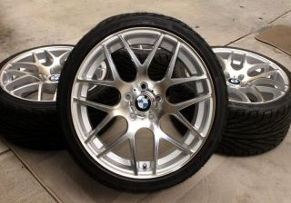 19 BMW Wheels Tires 328CI 330CI 325CI E46 Z3 Z4 335i