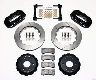 Wilwood Disc Brake Kit Cadillac Escalade ESV Ext 9789 9838 14 Rotors