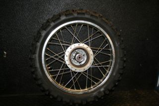 TTR125 TTR 125L Rear Wheel Hub Rim Spokes