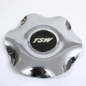 TSW Wheels Chrome Center Cap CC177