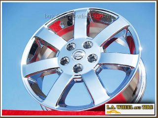 17 Nissan Maxima Chrome Wheels Rims Altima 350Z 62400 Exchange