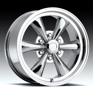 17 inch Vision 141 Legend 6 Chrome Wheels Rim 6x135 19