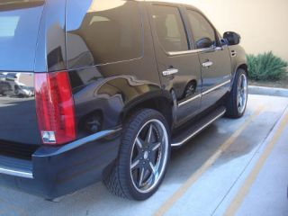 Work Forged Wheels LS 406 24 Rims Tires Escalade Tahoe