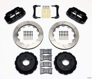 Wilwood Disc Brake Kit Rear w Parking Brake 98 02 Camaro 13 Rotors