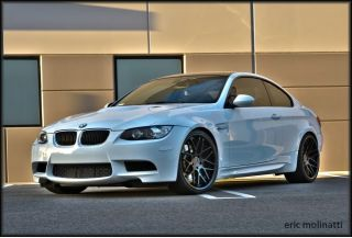 19 Vertini Magic Wheels Black Concave BMW 3 Series Staggered