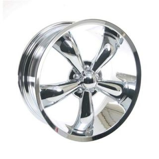Racing Legend 5 Series Chrome Wheel 20x8.5 5x115mm BC 142 2890C10