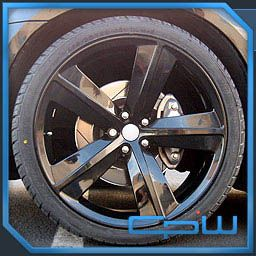 22 CHALLENGER22 Wheel Tire Package Fits Dodge Charger Chrysler
