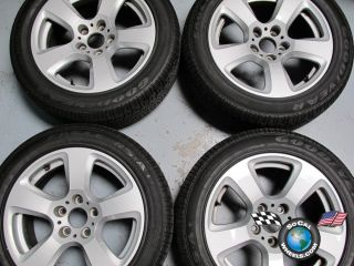 BMW 525 528 530 535 550 Factory 17 Wheels Tires 71198 225 50 17
