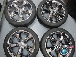 Dodge Challenger Factory 20 Wheels Tires OEM Rims Charger Magnum 300