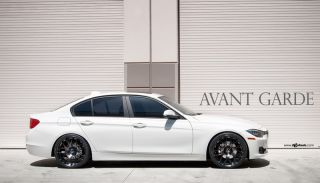 M310 Wheels Black BMW 6 Series 645 650 M6 E63 E64 310 Staggered
