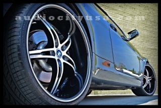 CV14 DB Wheels and Tires Staggered Rims 6 7series M6 X5 for BMW(7Lip