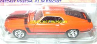 1970 70 Ford Boss 302 Mustang Diecast JL Very RARE