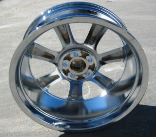 LEXUS RX350 VENZA HIGHLANDER CHROME WHEELS RIMS RX330 RX400   SET OF 4