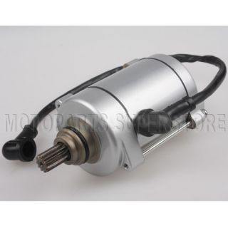 11 Tooth ATV Starter Motor Electric 150cc 200cc 250cc Dirt Bike Quad 4