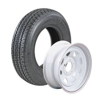 Summit Racing Trailer Wheel and Tire Combo CSUM9004