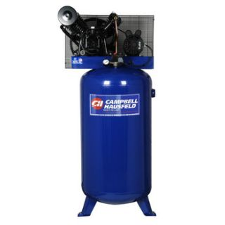 Campbell Hausfeld 5 HP 80 Gallon Stationary Vertical Air Compressor