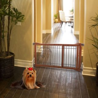Richell USA Pet Sitter Gate   Gates   Gates & Doors