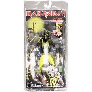 Head Knockers   Iron Maiden   Eddie   Piece of Mind 18cm