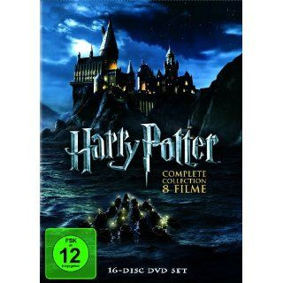 Harry Potter   Complete Collection [16 DVDs] Daniel