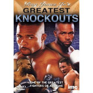 Roy Jones Jr.   Greatest Knockouts [UK Import] Roy Jones