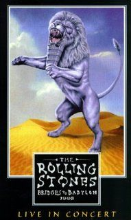 The Rolling Stones   Bridges to Babylon 1998. Live in Concert [VHS