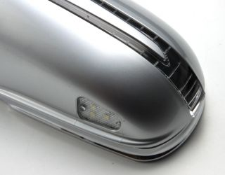 Spiegelkappen + LED Blinker Mercedes W164 ML 350