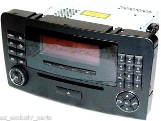 Original Mercedes Benz W164 ML GL Radio Autoradio Audio 20 CD