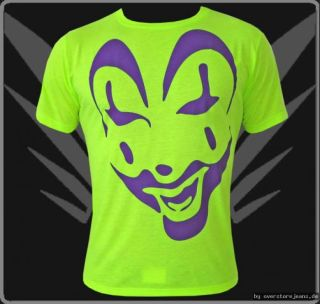 NEON FANCYBEAST CLOWN CLUBWEAR SHIRT HIPP jUMpSTyLE