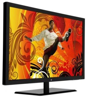 V7 LED215W2 8E 54,6 cm (21,5 Zoll) widescreen LED Monitor (VGA, DVI D