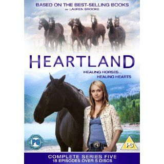 Heartland   The Complete Fifth Season 5 DVDs UK Import