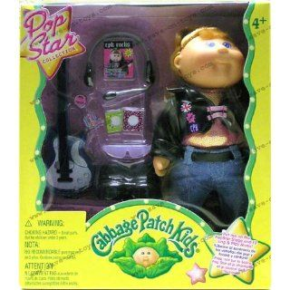 Cabbage Patch Kids   Pop Star Collection   One of a Kind   Reese