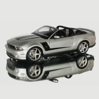 Maisto Ford Mustang Roush 427 Cabrio Modell Auto 118