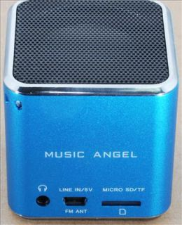 Blue Music Angel Mini speaker Box