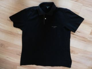 Dolce & Gabbana Basic Poloshirt Polo Camp Shirt Gr. 2XL / XXL D&G