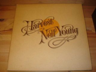 Neil Young Harvest REP 44131 MS 2032