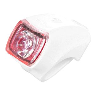 Electron Milli USB Rechargeable LED Bike Front Light White Enlarged