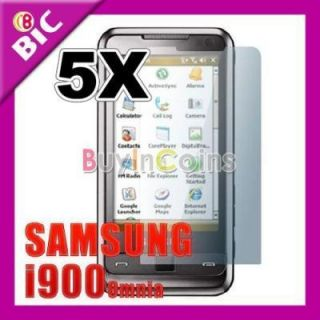 LCD Screen Protector Guard for Samsung i900/i908/i910