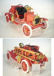 Mint 1/16 Ford Model T (1916) Fire Engine   Feuerwehr #929